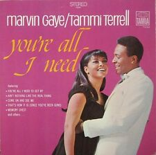 Marvin GAYE & Tammi TERRELL You're All I Need To Get By 1968 DEEP GROOVE LP
