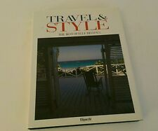 The Best of Elle Decor No3 Travel & Style Hardcover CoffeeTable Book Dust Jacket