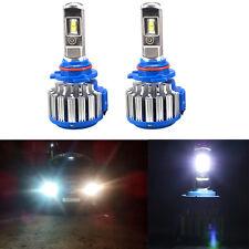 2x 70W 7000LM Cree Car LED Headlight Kit H8/H9/H11 6000K White Light Auto Front
