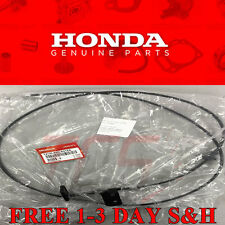 Genuine OEM Honda Civic 2 / 4 door  Hood Release Cable with Handle 2001-2005