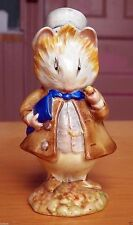 Beswick Beatrix Potter AMIABLE GUINEA PIG Figurine. BP2a Gold Oval ~ Very Rare