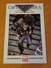 Captain America #25 Variant Cover ~ NEAR MINT NM ~ (2007, Marvel Comics)