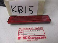 NOS Kawasaki 1980 KZ1300 Reflex Reflector 28012-1006