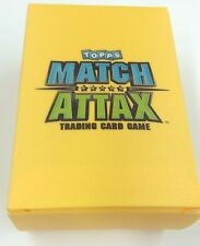Topps Match Attax Vinyl Semi Rigid 70-card Squad box x 2-Soccer Standard Card