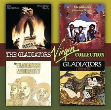 THE GLADIATORS - THE VIRGIN COLLECTION  2 CD NEU