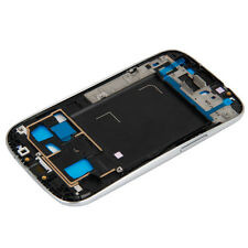 Parts Front Mid Housing Frame Bezel Cover for Samsung Galaxy S3 i9300 White