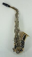 Vintage Armstrong Saxophone, Elkhart Ind, USA, Serial 31 10024, with Case