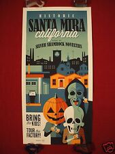 HALLOWEEN 3 III TOM WHALEN SANTA MIRA ORIGINAL MOVIE POSTER ART PRINT MASK MONDO