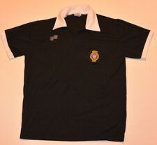 VINTAGE 1993 USSF UNITED STATES SOCCER FEDERATION REFEREE JERSEY/SHIRT! BLACK! L