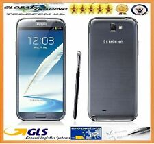 SAMSUNG GALAXY NOTE 2 N7100  ORIGINAL 16GB GRIS TITANIO LIBRE NUEVO