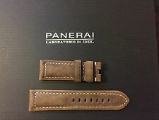 Panerai Assolutamente Strap MX006ZBZ Original Brand New 24/22 ---Best Price---