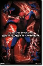 ACTION MOVIE POSTER The Amazing Spider Man Movie Poster Action