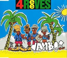 4 Reeves ‎Maxi CD Jambo! - Germany (M/EX+)