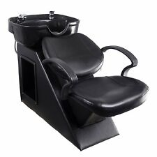 Shampoo Salon Barber Chair Spa Sink Backwash Bowl Beauty Equipment Station Unit