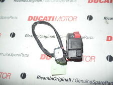 DUCATI MONSTER s2r 1000 Kill Interruttore Kill Switch Interruttore Stop af-898