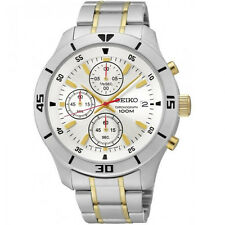 SCNP SKS403P1 Seiko Gents Chronograph Date Display Stainless Bracelet Watch