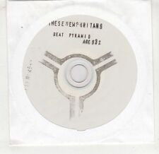 (GV30) These New Puritans, Beat Pyramid - 2008 DJ CD
