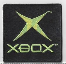 XBOX  FUN   IRON ON OR SEW ON EMBROIDERED PATCH  buy 2 get 1 free = 3 OF THESE.