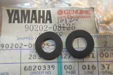 YAMAHA XVZ13  ROYAL STAR 1986   GENUINE TRAVEL BAG WASHER PLATES - # 90202-08125