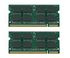 New! 8GB (2X4GB) MEMORY PC2-6400 800Mhz DDR2 SODIMM RAM