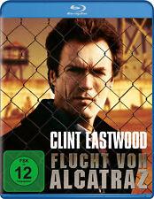 Blu-ray * FLUCHT VON ALCATRAZ - Clint Eastwood # NEU OVP