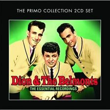 The Essential Recordings by Dion & the Belmonts (CD, Jan-2012, 2 Discs, Primo)
