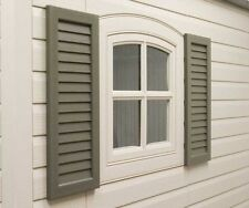 Lifetime Shed Accessories 0111 Window Shutters 2 Pack