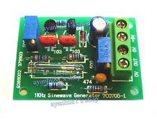 Sine Wave Audio Signal Generator Pre-amplifier/Audio Signal Source Tester Kits H