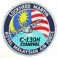 ROYAL MALAYSIAN AIR FORCE C-130H PATCH