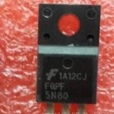 1PCS FQPF5N80C 5N80 2.8A 800V MOSFET Transistor TO-220F NEW