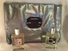 Avon 50's Glam & 60's Pop Perfume (Testers) and Clutch
