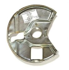 Ford Escort Mk2 Front Brake Disc Dust Cover Back Plate Guard - L/H Near Side