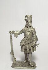 Giocattolo Soldato piombo, alti ufficiali, RARE, dettagliata, da collezione, idea regalo