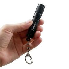 Mini CREE XPE R3 1200 Lumen LED Flashlight Lamp Torch AAA W/Chain Clasp Keychain