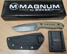 Böker Magnum Sierra Foxtrott II Messer Gürtelmesser Jagdmesser + Scheide 02SC157