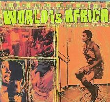 Various Artists World Is Africa CD