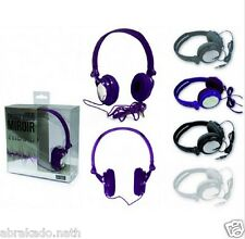 1 CASQUE AUDIO MIROIR 4 MODELES DISPO MP3 PC TV STEREO CD NF