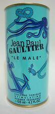 JEAN PAUL GAULTIER LE MALE 2014  PERFUME COLOGNE SUMMER FRAGRANCE 125 ML MEN