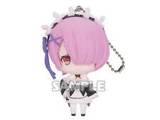 Bushiroad Re Zero kara Hajimeru Isekai Seikatsu Rem Key chain Figure Ram