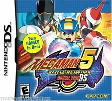 Mega Man Battle Network 5 - Nintendo DS NEW SEALED