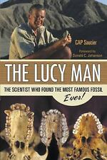 The Lucy Man: The Scientist Who Found the Most Famous Fossil Ever-ExLibrary