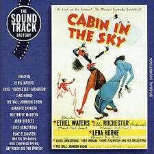 Cabin in the Sky [Soundtrack Factory] by Ethel Waters (CD, Sep-1999,...