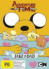 Adventure Time (Collection 5): Jake the Dad DVD NEW