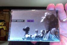 Scott Merritt- Violet and Black- new/sealed cassette tape (S)