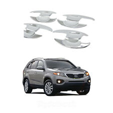 New Chrome Door Bowl Catch Cover Molding Trim C314 for Kia sorento 2011-2013