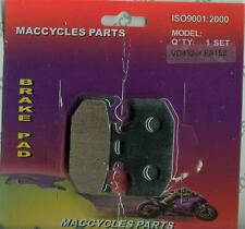 Kawasaki Disc Brake Pads KX250 1989-1994 Rear (1 set)
