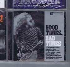 ROBERT PLANT / NICK CAVE / KINGS OF LEON + Good times  Mojo compilation 2010