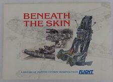 Beneath the Skin History of Aviation Cutaway Drawings from Flight International