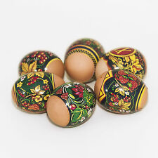 Russian Khokhloma Berries, Easter egg Wraps/Stickers Egg Decorating Easter craft