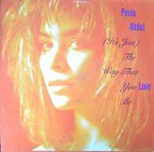 "PAULA ABDUL - (It's Just) The Way That You Love Me - 12"" Maxi Single 1988"